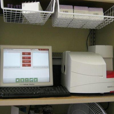 IDEXX VetLab Station, diagnostic system